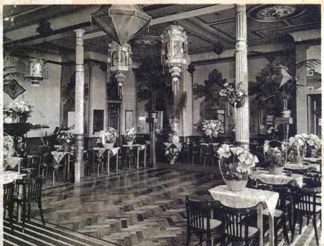 Archief Verhalenhuis Belvedère, interieur