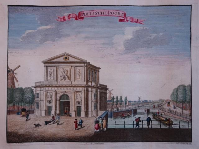 Delfse Poort, Asia Maior 1694