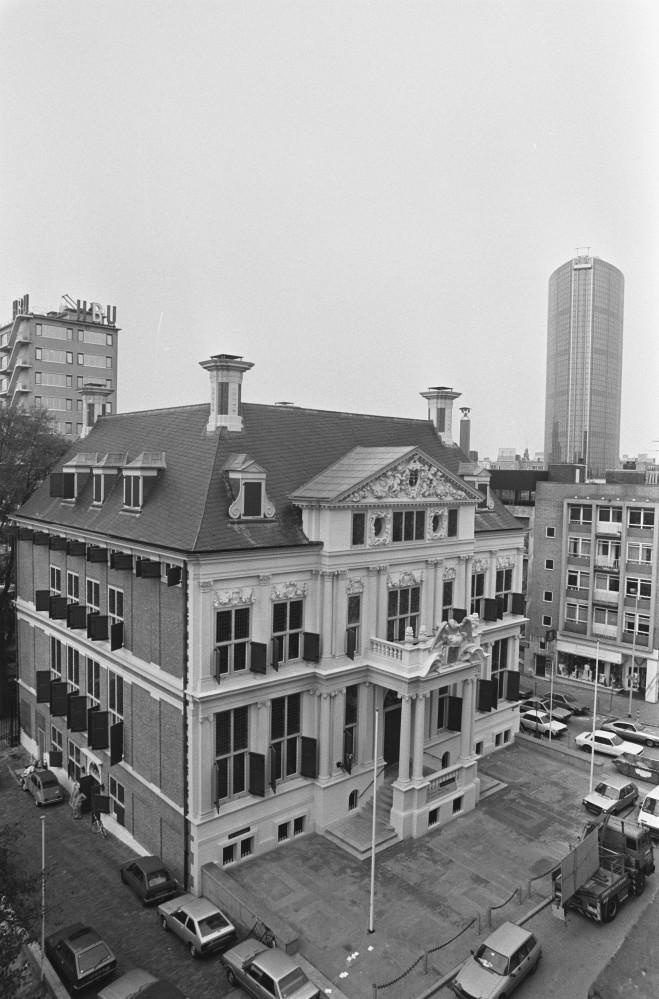 Schielandshuis, na restauratie in 1986