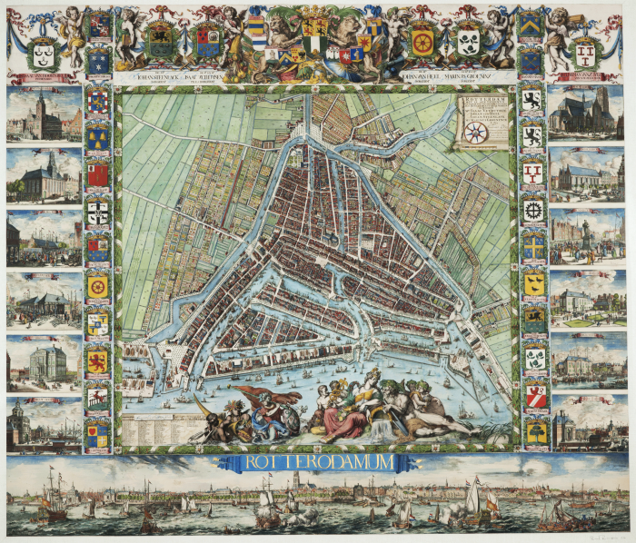 Atlas Maior, 1694