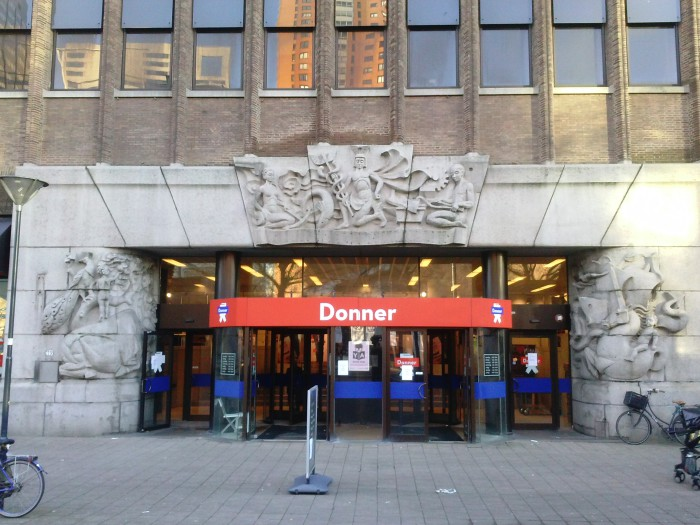 Donner, Coolsingel 119, foto Timelezz (Wikimedia Commons, CC-BY-SA)
