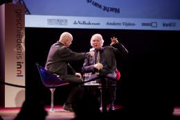 Fred Ernst: Herman Pleij en Jan Marijnissen - CC-BY-SA 2.0