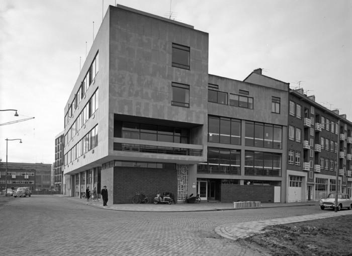 De Heuvel, collectie Stadsarchief Rotterdam