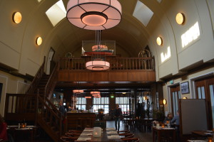 Foto: G. Oosterlee - Interieur Café Restaurant Courzand