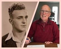 Wim Dubois, toen en nu