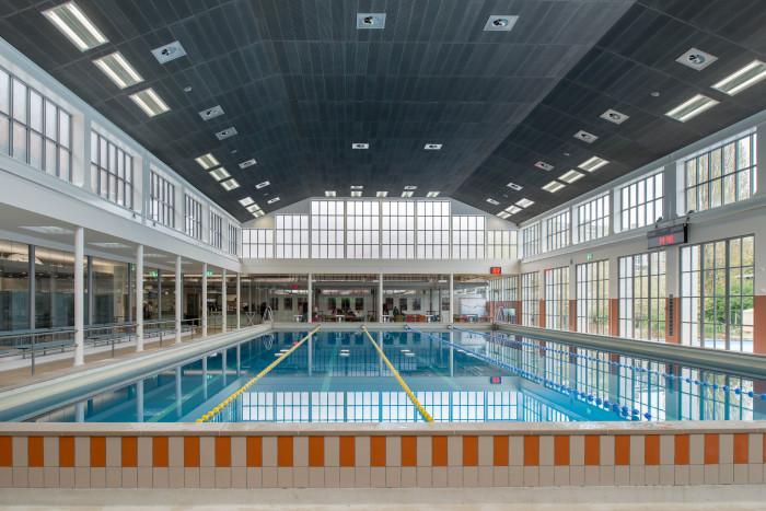 Van Maanenbad. Foto: Verlaan & Bouwstra Architecten 150422-0013