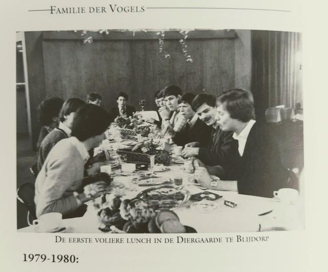 Lunch van de Familie der Vogels: Rotterdams Studenten Corps (RSC)