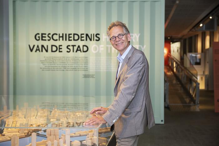 Paul van de Laar (foto: Wonen in Rotterdam)