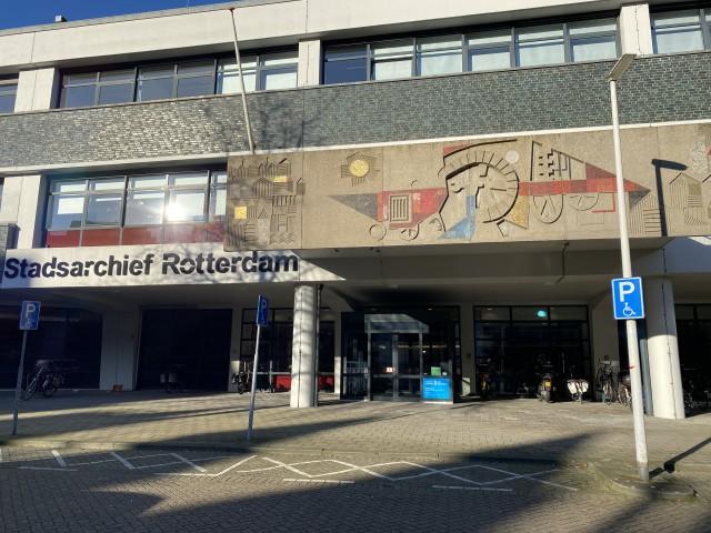 Stadsarchief Rotterdam, Hofdijk 651